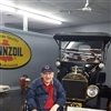 Joe Schulok with Model T