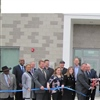 Ribbon Cutting Ceremony for EMA