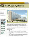 Will County launches quarterly newsletter  Newsletter offers another medium to inform residents of county services