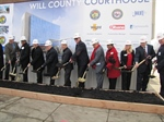 Will County breaks ground on new State of the Art Courthouse