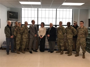Cadence Premier Logistics & Illinois Trucking Association partner with Will County Veterans Assistance Commission