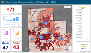 Will County GIS holds the key to information