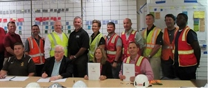 Strategic Partnership between OSHA and Will County ensures Courthouse project will be a safe work environment