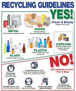 Important changes in recycling will affect residents locally