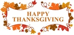 Will County Offices closed Thursday, November 22 and Friday, November 23 in honor of Thanksgiving Holiday