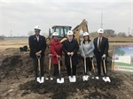 County officials break ground on another capital project