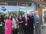 Officials celebrate ribbon cutting at Will County Health Department in Monee