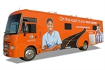 Mobile Workforce Center's October schedule released