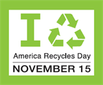 America Recycles Day Nov. 15