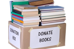 Annual book collection event at Pilcher Park rescheduled