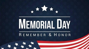 Will County Office Building closed Memorial Day, Monday May 25