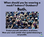 When Should You Wear a Mask?