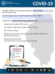 State of Illinois offering drive through COVID-19 testing Fri. Sept. 11