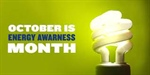 October is Energy Efficiency Month