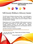 Will County Children's Advocacy Center IKEA Challenge
