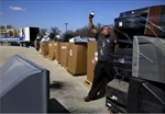 Recyclepalooza attracts 'unprecedented' participation