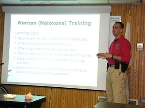 Will County Sheriff's officers trained to administer Narcan