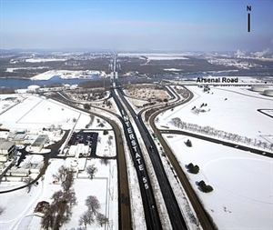 Will County/IDOT reach agreement on ownership of Arsenal Road