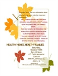 Healthy Homes/Healthy Families