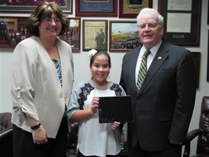 Joliet girl, 11, wins America Recycles Day contest
