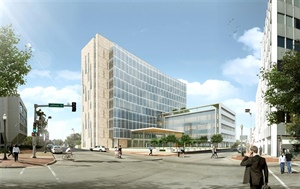 Will County unveils plans for County Courthouse