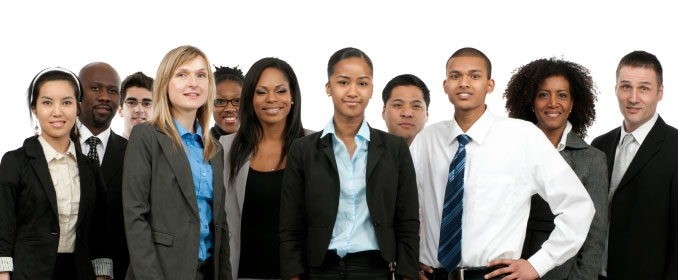 Diverse Workforce Image