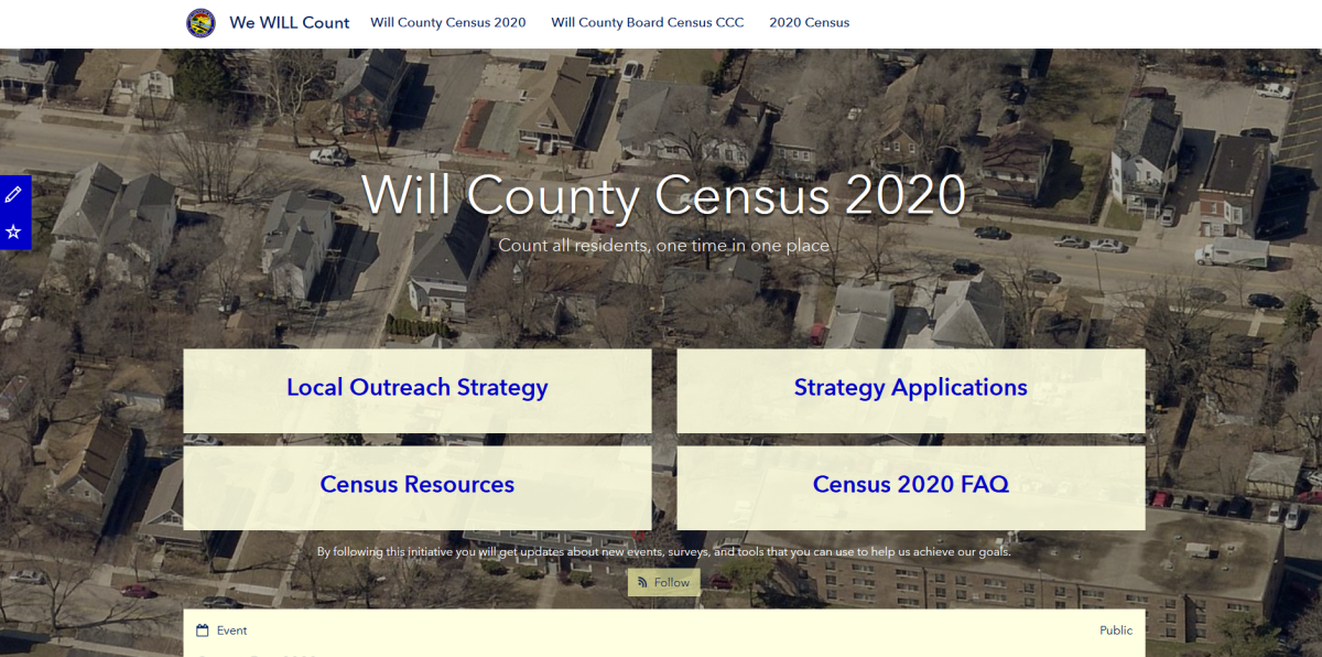 Census Information For Will County