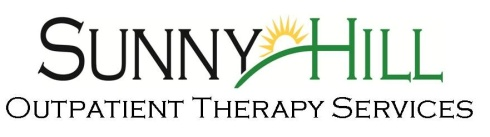 Sunny Hill Outpatient Therapy logo